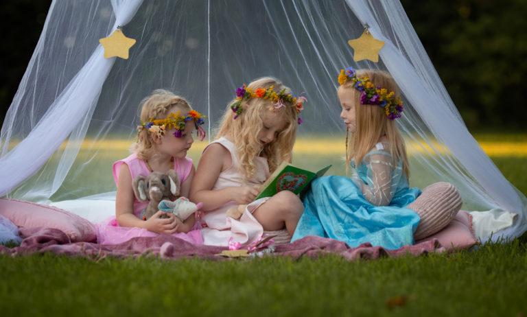 Evelynn, Freya Mare en Ninthe Vere